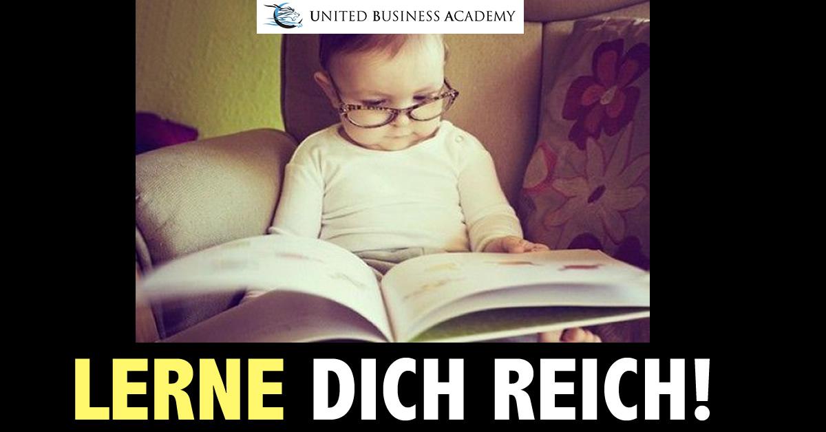 United Business Academy - Lerne dich reich