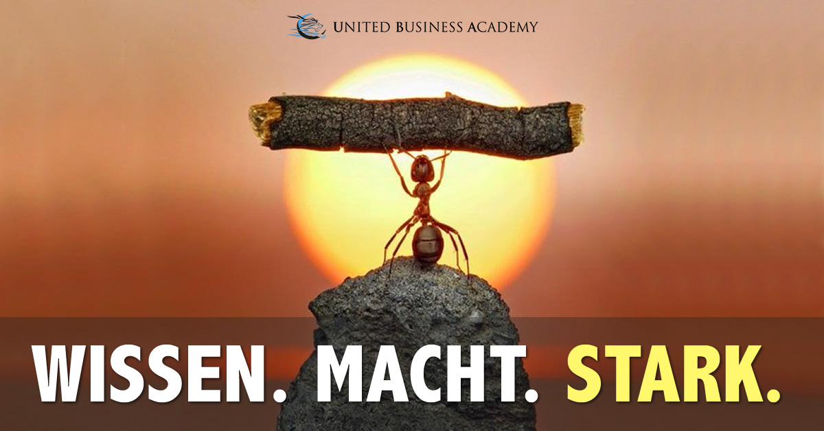 United Business Academy - Wissen macht stark