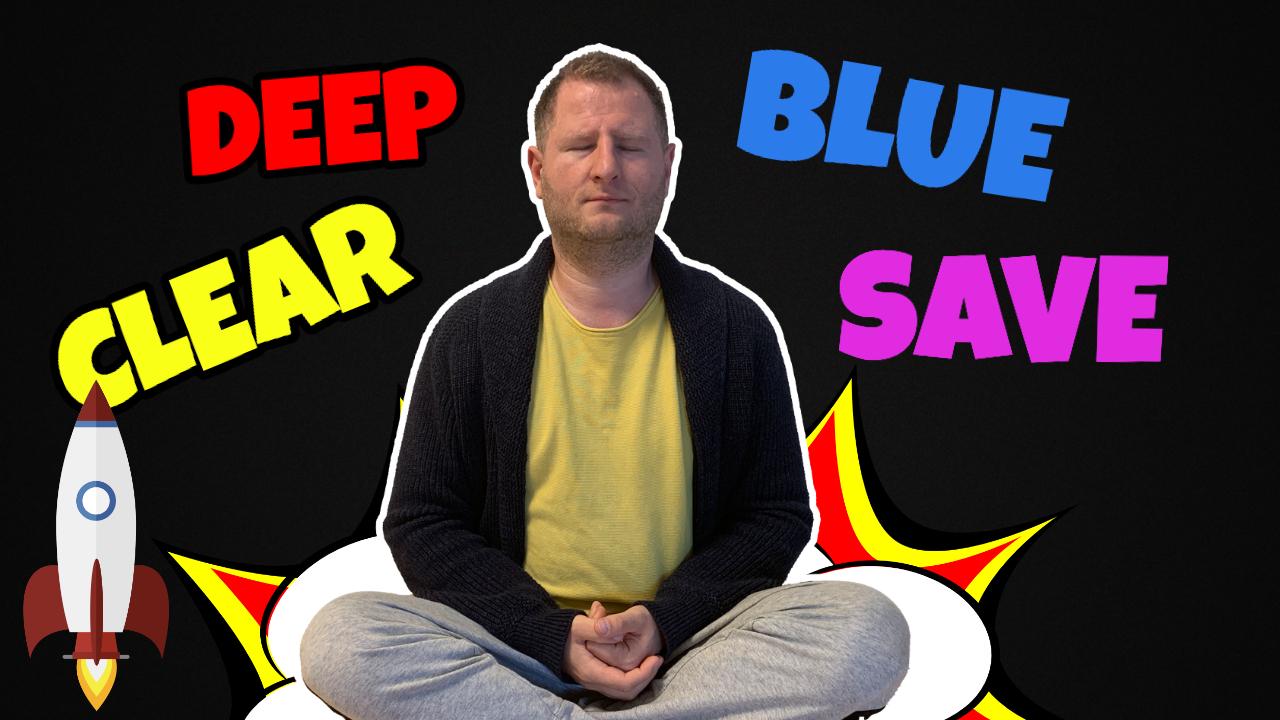 Meditation mit Codewörtern