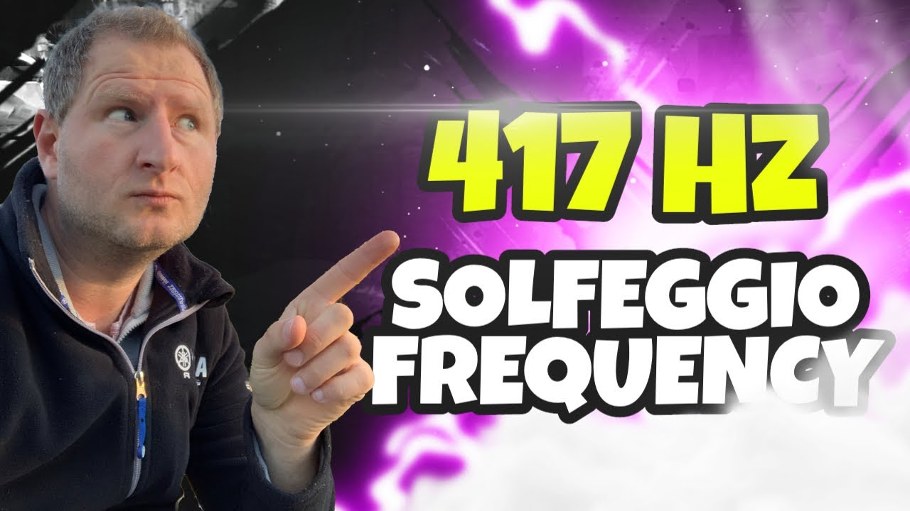 417 Hz Solfeggio Frequenz Frequency